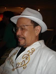 Teo T. Antonio, kuhang larawan ni Bobby Añonueo