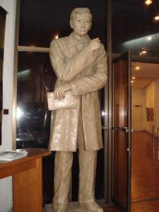 Jose Rizal sa GSIS Museum