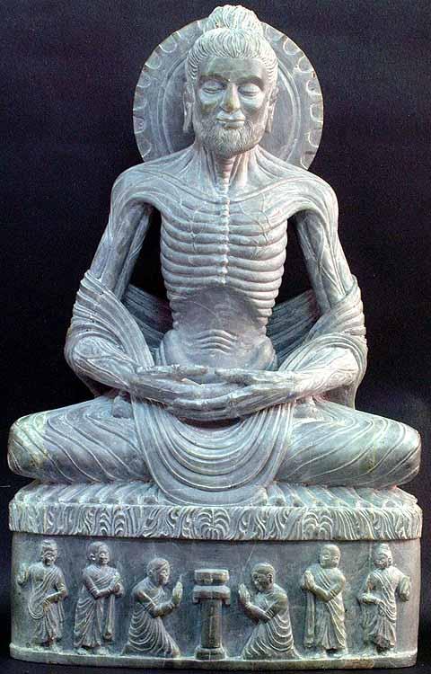 Hulagway ni Buddha
