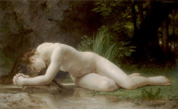 Biblis (1884) ni William-Adolphe Bouguereau, oleo sa kambas.