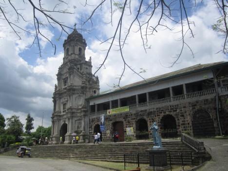 Morong Church.