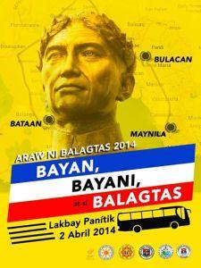 Araw ni Balagtas poster 20123