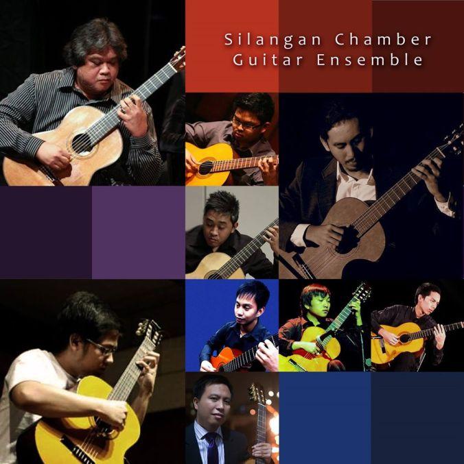 Silangan Chamber Guitar Ensemble